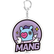 BT21 アクリルキーチェーン2 MANG [キャラクターグッズ]