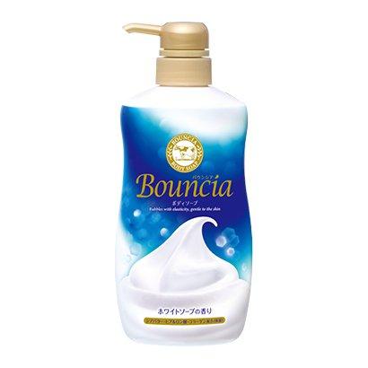 バウンシア ボディソープ ホワイトソープの香り ポンプ 500mL