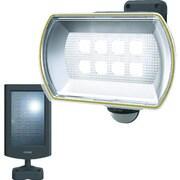 E4680L [ダンケ 8Wワイド フリーアーム式LEDソーラーセンサーライト]
