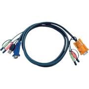 2L5302U [ATEN USB KVMケーブル オーディオ対応 SPHD KVM用 1.8m]