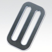 LTF51HD [ツヨロン D環止め 2つ穴 鉄製 (幅50mm用)]
