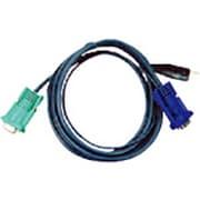 2L5202U [ATEN USB KVMケーブル SPHDタイプ 1.8m]