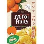 ミライフルーツ みかん [乾燥果実]