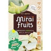 ミライフルーツ メロン [乾燥果実]