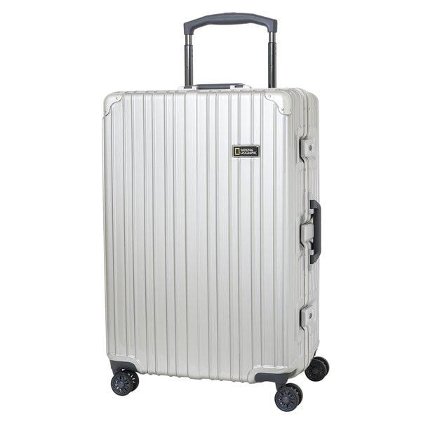 NAG-0799-67 シルバー ハード/フレーム 87L [スーツケース]