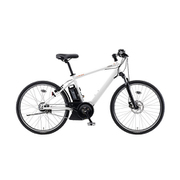 PA26B [電動アシスト自転車 PAS Brace(パス ブレイス) 2019年モデル 26型 15.4Ah 内装8段変速 オフホワイト]