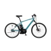PA26B [電動アシスト自転車 PAS Brace(パス ブレイス) 2019年モデル 26型 15.4Ah 内装8段変速 エスニックブルー]