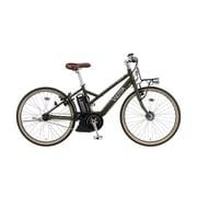 PA26V [電動アシスト自転車 PAS VIENTA5(パス ヴィエンタ ファイブ) 2019年モデル 26型 12.3Ah 内装5段変速 マットオリーブ]