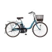PA24SU [電動アシスト自転車 PAS SION-U(パス シオン ユー) 2019年モデル 24型 12.3Ah 内装3段変速 エスニックブルー]