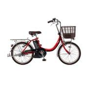 PA20SU [電動アシスト自転車 PAS SION-U(パス シオン ユー) 2019年モデル 20型 12.3Ah 内装3段変速 レッド]