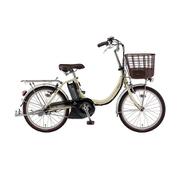PA20SU [電動アシスト自転車 PAS SION-U(パス シオン ユー) 2019年モデル 20型 12.3Ah 内装3段変速 アイボリー]
