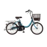 PA20SU [電動アシスト自転車 PAS SION-U(パス シオン ユー) 2019年モデル 20型 12.3Ah 内装3段変速 エスニックブルー]