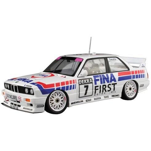 BEEMAX24 1/24 BEEMAX カーモデルシリーズ BMW M3 E30 スポーツエボリューション '92 ドイツ仕様 [1/24スケール プラモデル]