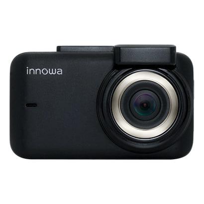 innowa Journey [ドライブレコーダー SNS共有 フルHD Wi-Fi 160度広角 GPS 常時/衝撃録画 駐車監視 2年保証 8GBSDカード付]
