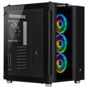 CC-9011168-WW [Crystal 680X RGB Tempered Glass Black]