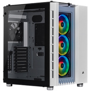 CC-9011169-WW [Crystal 680X RGB Tempered Glass White]