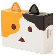 CHE-073P-MI [モバイルバッテリー cheero Power Plus 6000mAh nyanboard version ミケ]