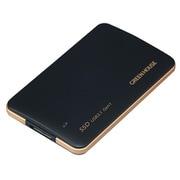 GH-SSDEXU3A960 [USB3.1 Gen1対応 小型外付けSSD 960GB TLC PS4対応]