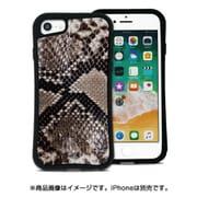 mkan-set-678-ptn [iPhone SE(第2世代)/8/7 4.7インチ用 WAYLLY-MK アニマル パイソン]