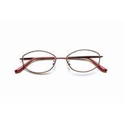 PG-703-RE [老眼鏡 PINTGLASSES(ピントグラス) +0.6~+2.5 レッド]