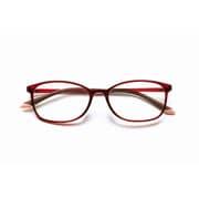 PG-707-RE [老眼鏡 PINTGLASSES(ピントグラス) +0.6~+2.5 レッド]