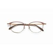 PG-709-PK [老眼鏡 PINTGLASSES(ピントグラス) +0.6~+2.5 ピンク・ゴールド]