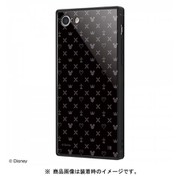 IQ-DP7K1BKH004 [iPhone 8/7用 耐衝撃ガラスケース KAKU キングダムハーツ/シンボル]