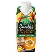 カゴメ 野菜生活100 Smoothieかぼちゃとにんじんのソイポタージュ 250g×12本 [野菜果汁飲料]