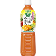 カゴメ 野菜生活100 さわやか柑橘みかんミックス スマートPET 720ml×15本 [野菜果汁飲料]