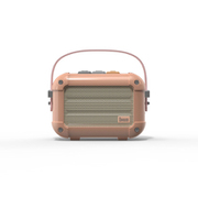 Macchiato pink [Bluetoothスピーカー FMチューナー搭載]