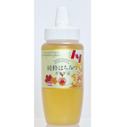 カナダ産純粋はちみつ(ポリ) 500g [甘味料]