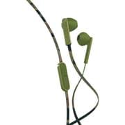 30944 Urbanista San Francisco Green camo [インナーイヤーヘッドホン リモコン付]