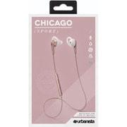 26615 Urbanista Chicago Rose Gold [Bluetooth ワイヤレスイヤホン リモコン付]