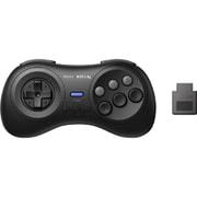 CY-8BDM30W-BK [8BitDo M30 2.4G Wireless GamePad for MD ブラック]