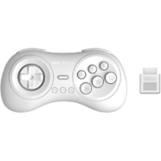 CY-8BDM30W-WH [8BitDo M30 2.4G Wireless GamePad for MD ホワイト]