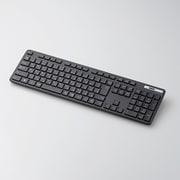 TK-FDM110TBK [無線キーボード メンブレン式 フルサイズ(テンキー付) 日本語109キー配列 ブラック]