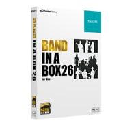 Band-in-a-Box 26 for Mac BasicPAK [自動作曲・編曲アプリ]