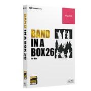 Band-in-a-Box 26 for Mac MegaPAK [自動作曲・編曲アプリ]