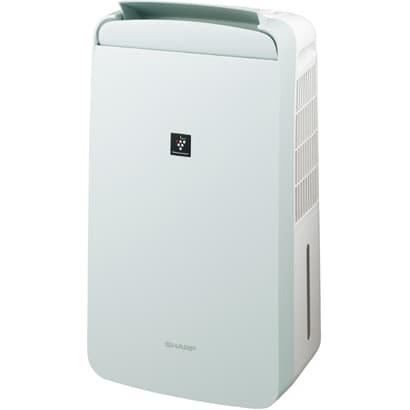CM-J100-W [コンプレッサー方式 冷風・衣類乾燥除湿機 コンパクトクール 冷風タイプ プラズマクラスター搭載 11~23畳(50Hz)/13~25畳(60Hz) アイスホワイト]