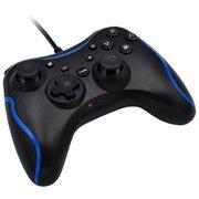 Switch用ドック/PC用 コントローラーターボLite ブルー