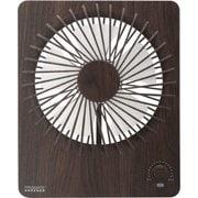 PR-F016-WN [ウルトラスリムファン モバイルバッテリー機能付 -wood-]