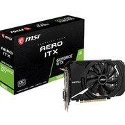 MSI GeForce GTX 1660 AERO ITX 6GOC [GeForce GTX 1660搭載グラフィックカード]