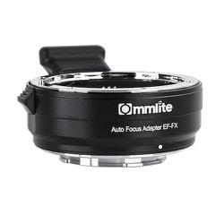 CM-EF-FX [マウントアダプター レンズ側:キヤノンEF ボディ側:富士フイルムX 電子点付き]