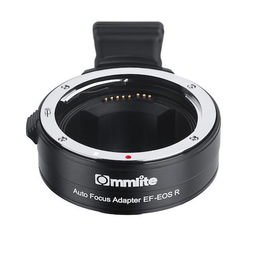 CM-EF-EOS R [マウントアダプター レンズ側:キヤノンEF ボディ側:キヤノンRF 電子点付き]