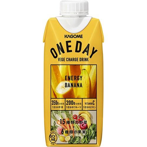 ONEDAY ENERGY BANANA 330ml×12本