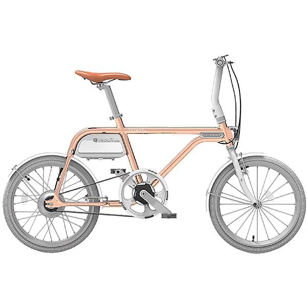 AR-TN20TS [電動アシスト自転車 TSINOVA TS01 スマートバイシクル 20型 5.8Ah ゴールド]