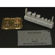 BRL32033 WW.II 英軍 光学照準器(レジン+エッチング) [1/32 プラモデル]