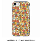 カラータフケース シンプソンズ iPhone 8/7 BART-PATTERN