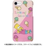 カラータフケース シンプソンズ iPhone 8/7/6s/6 ICE CREAM
