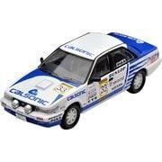 LV-N185b 1/64 日産 ブルーバード SSS-R 1988年 全日本ラリー選手権 チーム・カルソニック [ダイキャストミニカー]